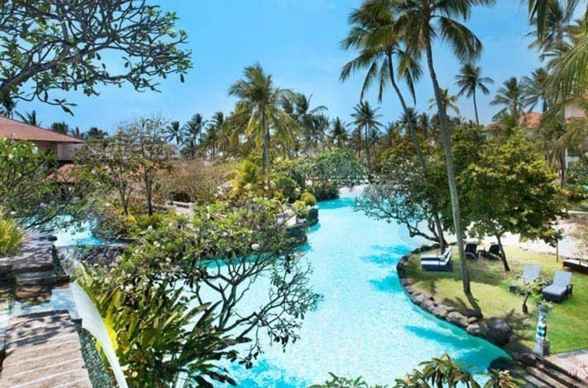 The Laguna Resort & Spa, Bali, Indonésie, piscine