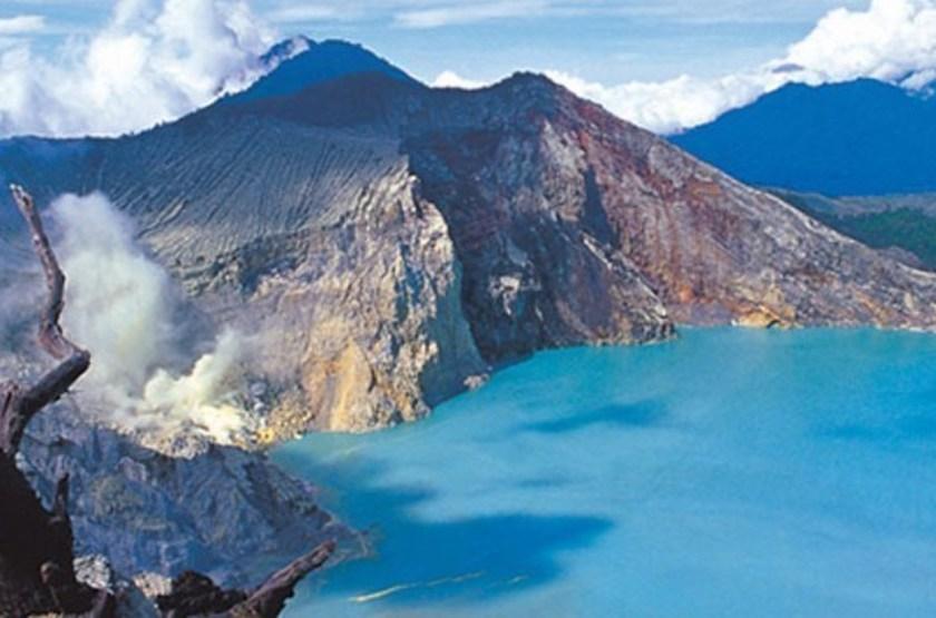 Mont Ijen, Java, Indonésie
