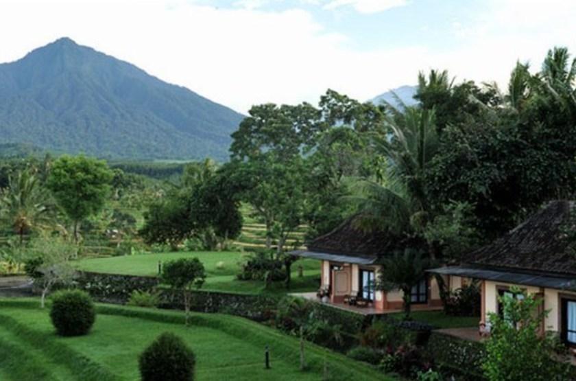 Ijen Resort, Java, Indonésie, villas
