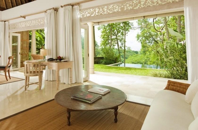 Uma Ubud, Bali,  Indonésie, pool suite