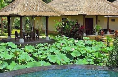 Villa taman di blayu   tabanan   jardins listing