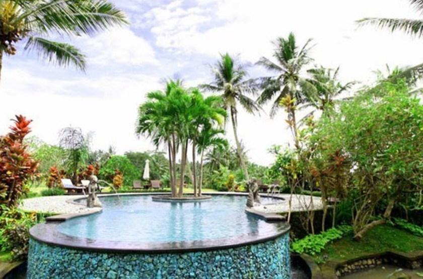 Villa taman di blayu   tabanan   piscine slideshow