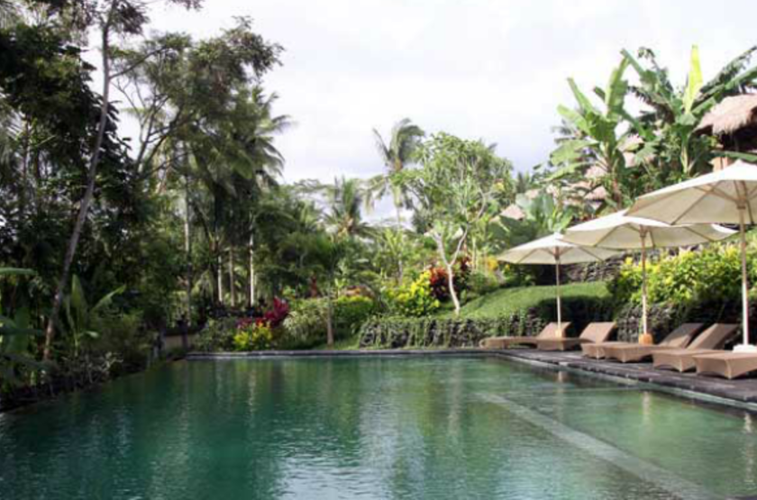 Puri Taman Sari, Umabian, Bali, Indonésie