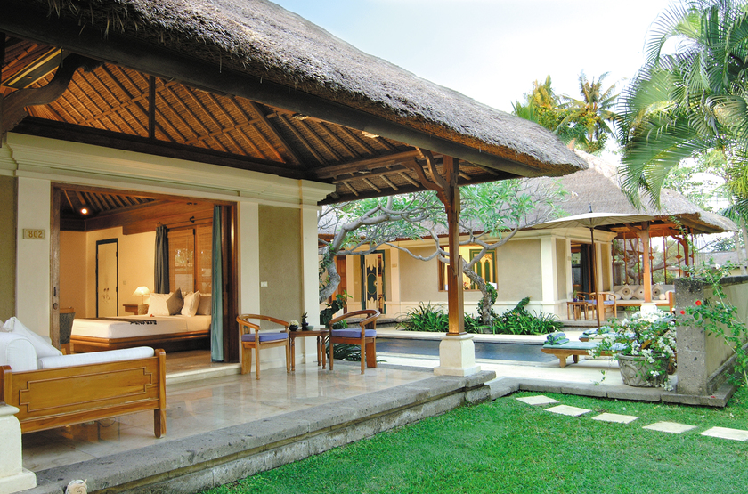 Puri Bagus Lovina, Bali, Indonésie