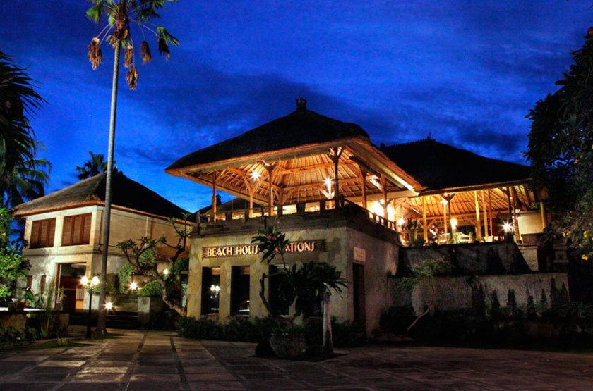 Puri Bagus Lovina, Bali, Indonésie, extérieur