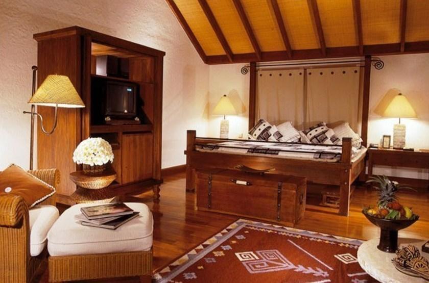 The Oberoi Lombok, Indonésie, chambre