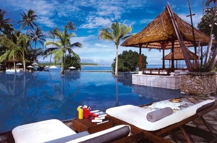 Oberoi lombok   lombok   piscine slideshow