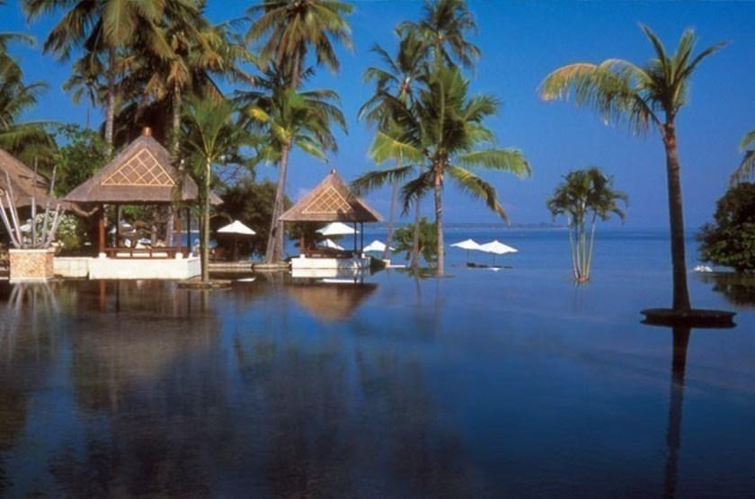 The Oberoi Lombok, Indonésie, piscine