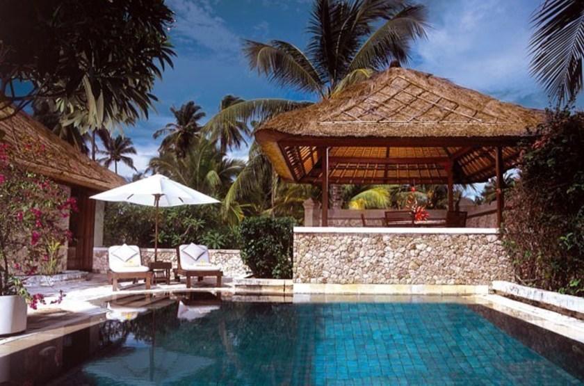 The Oberoi Lombok, Indonésie, villa