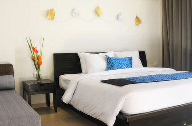 Chambre deluxe listing