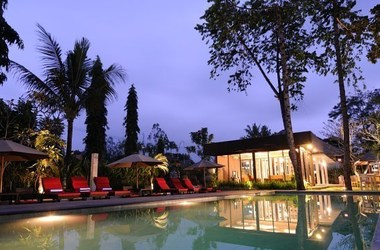 Y resort   ubud   piscine listing