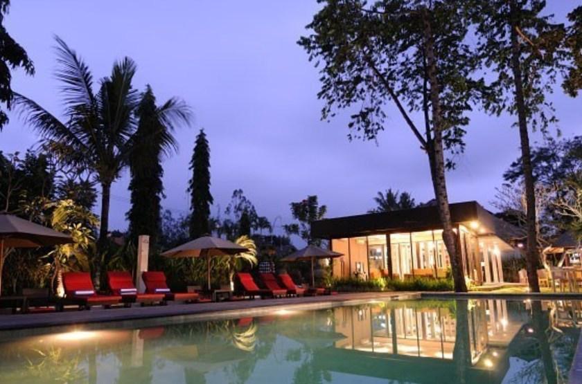 Y Resort Ubud, Bali, Indonésie, piscine