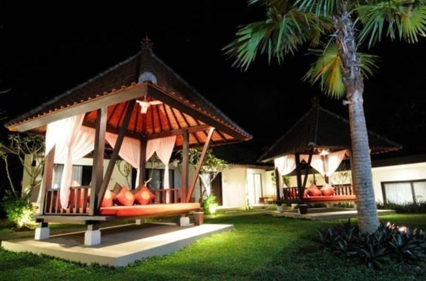 Y Resort Ubud, Bali, Indonésie, jardin