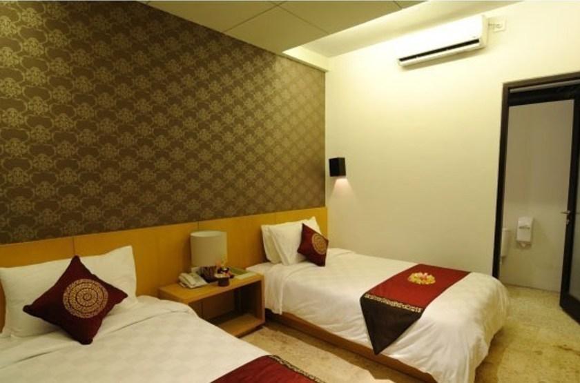 Y Resort Ubud, Bali, Indonésie, chambre