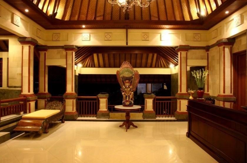 Rama phala h tel   ubud   lobby slideshow