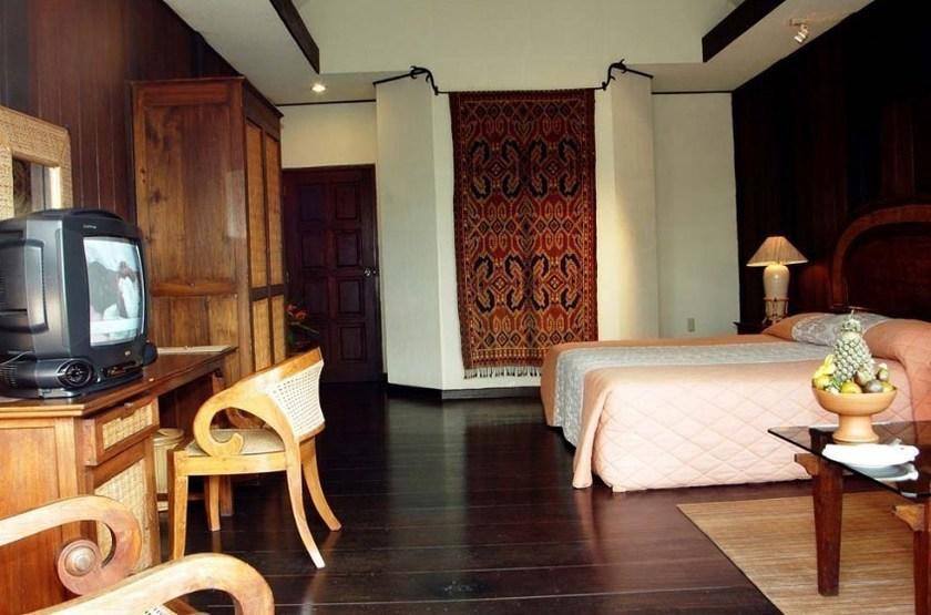 Toraja Heritage Rantepao, Sulawesi, Indonésie, chambre