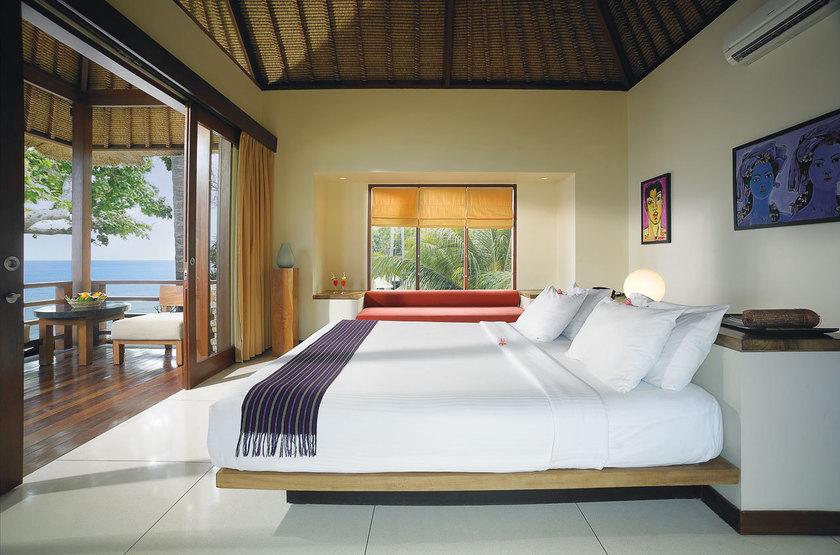 Qunci Villas, Lombok, Indonésie, ocean view