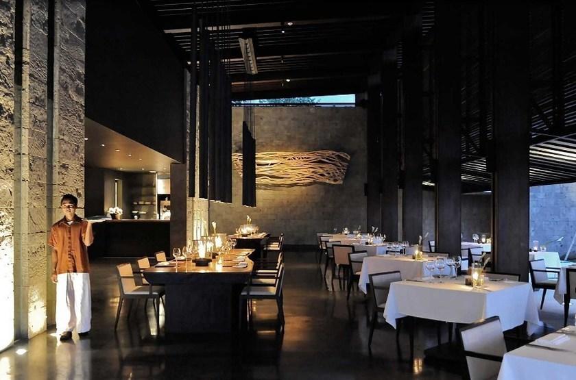 Alila villas soori   tabanan   restaurant slideshow