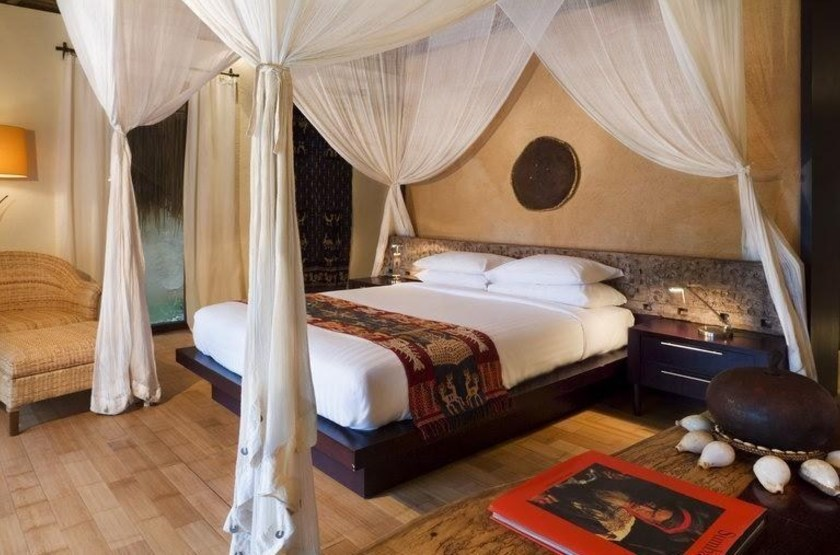 Nihiwatu resort   ile de sumba   interieur villa slideshow