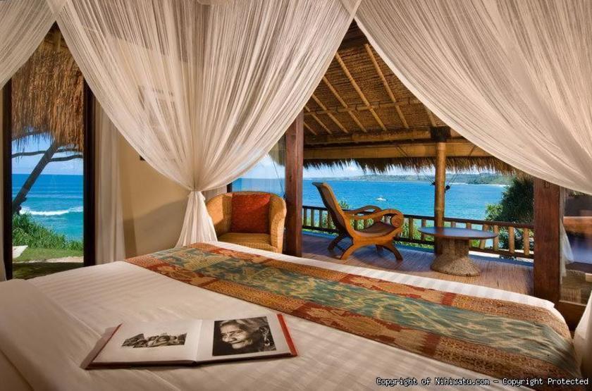 Nihiwatu Resort Sumba Island, Indonésie, chalet