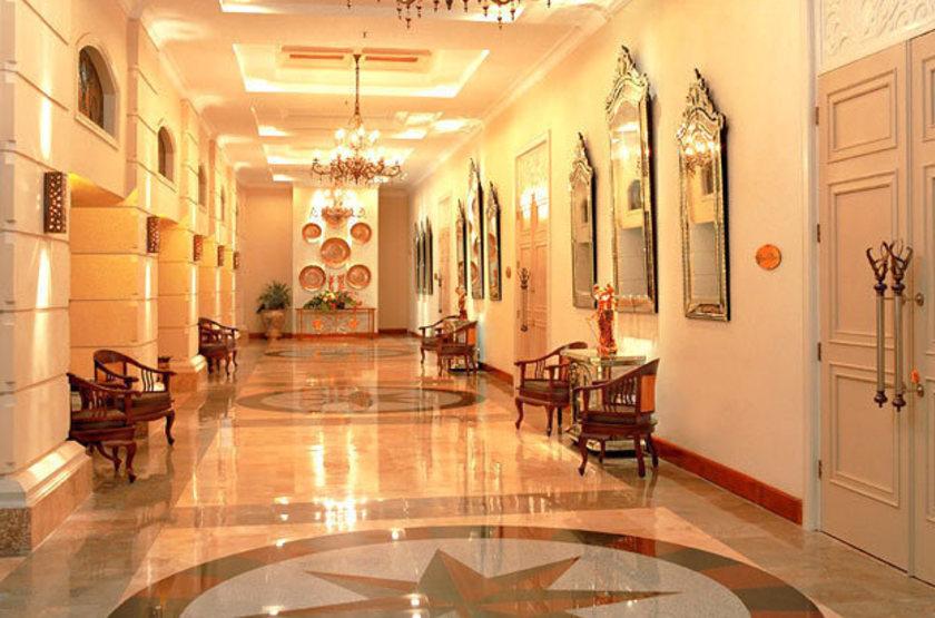 Phoenix Jogjakarta, Java, Indonésie, lobby