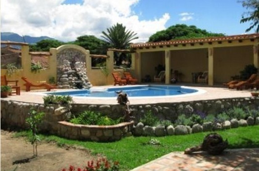 Killa, Cafayate, Argentine, piscine