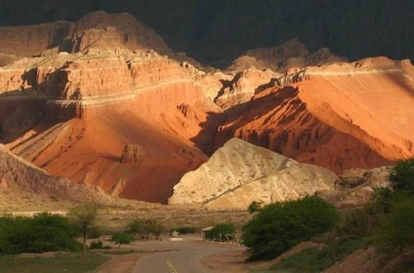 Killa, Cafayate, Argentine, paysage