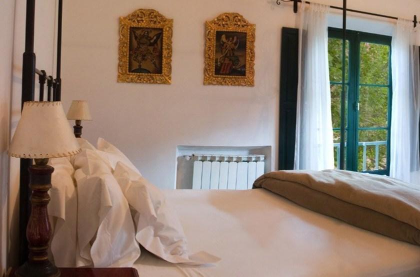 Manantial Del Silencio, Argentine, chambre