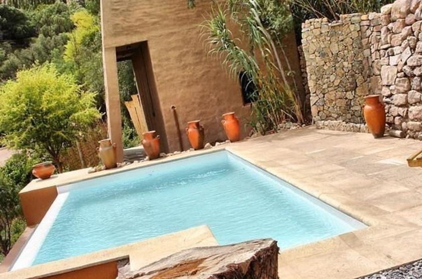 Las Terrazas, Tilcara, Argentine, piscine