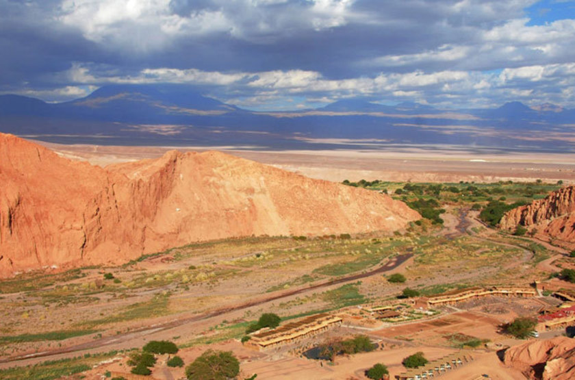 Alto Atacama, Quitor, Chili