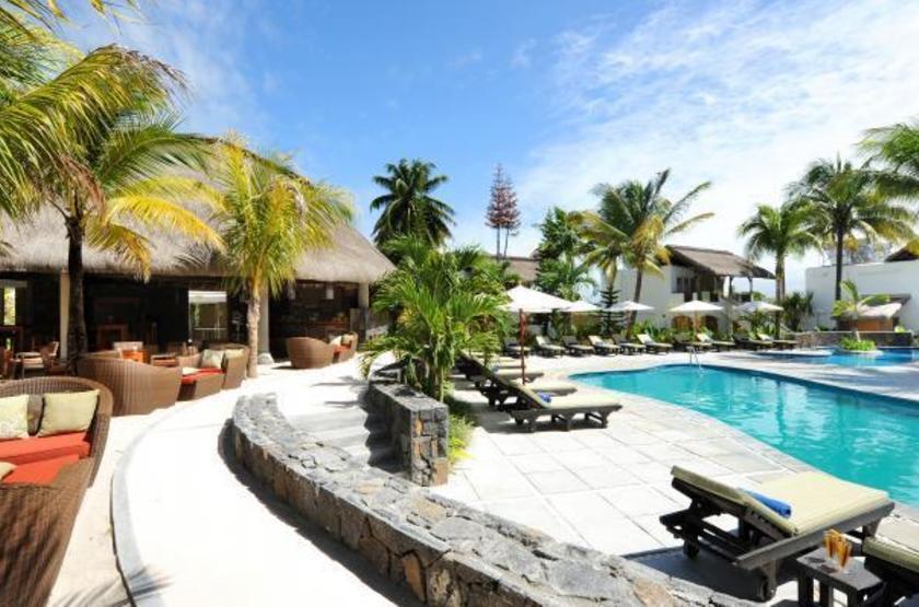 Emeraude Beach Attitude, Ile Maurice, piscine