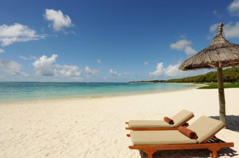 Emeraude Beach Attitude, Ile Maurice, plage