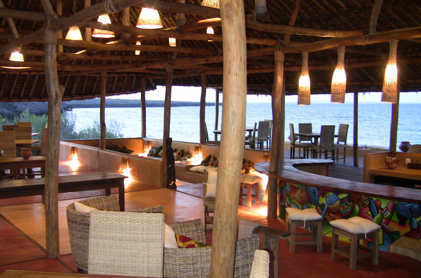 Nuarro Beach Lodge - Baie de Memba, restaurant