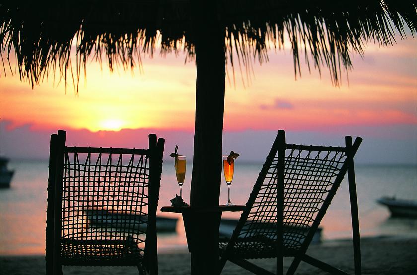Azura, Quilalea île privée aux Quirimbas, sunset