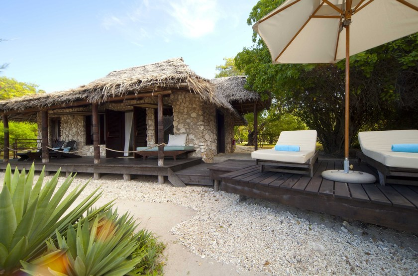 Azura, Quilalea île privée aux Quirimbas, beach villa