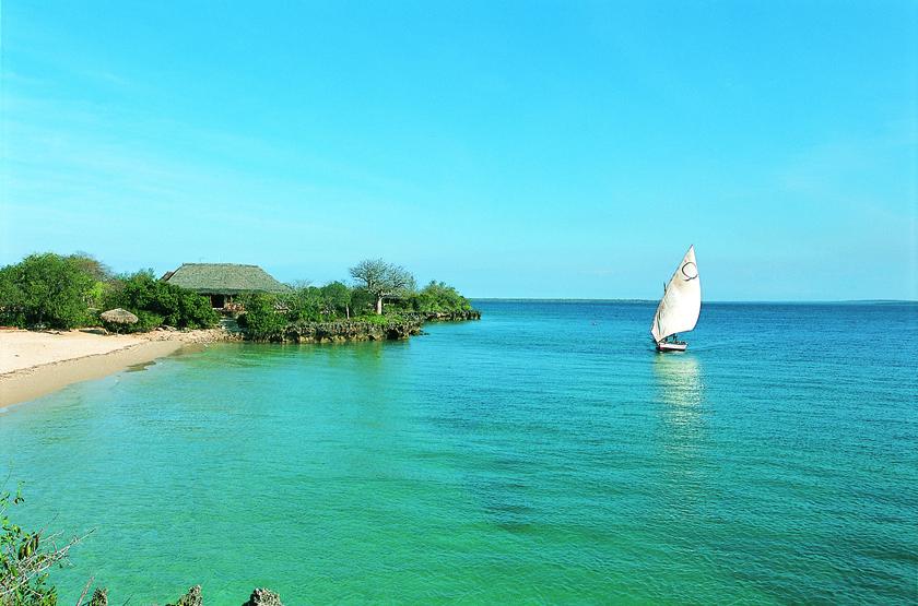 Azura, Quilalea île privée aux Quirimbas, plage