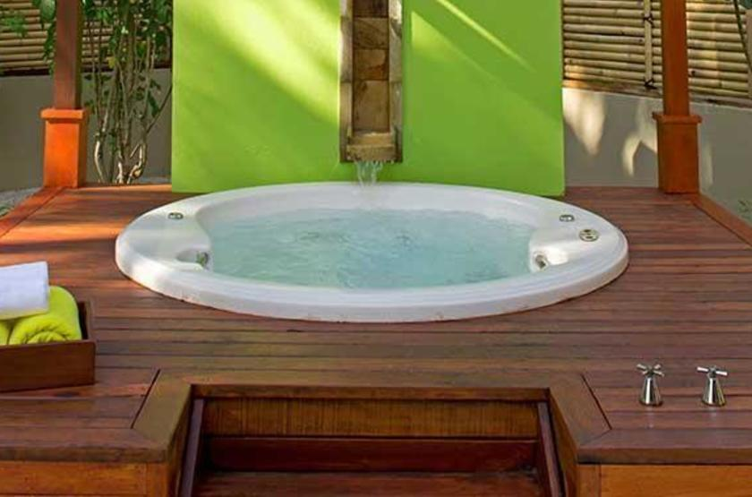 Angsana Ihuru, Maldives, salle de bains