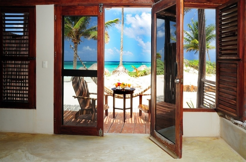 Tulum   hotel hip tulum   chambre double sup  rieure vue mer 2 slideshow