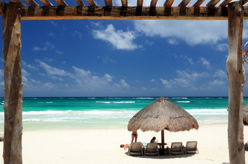 Hip tulum plage slideshow