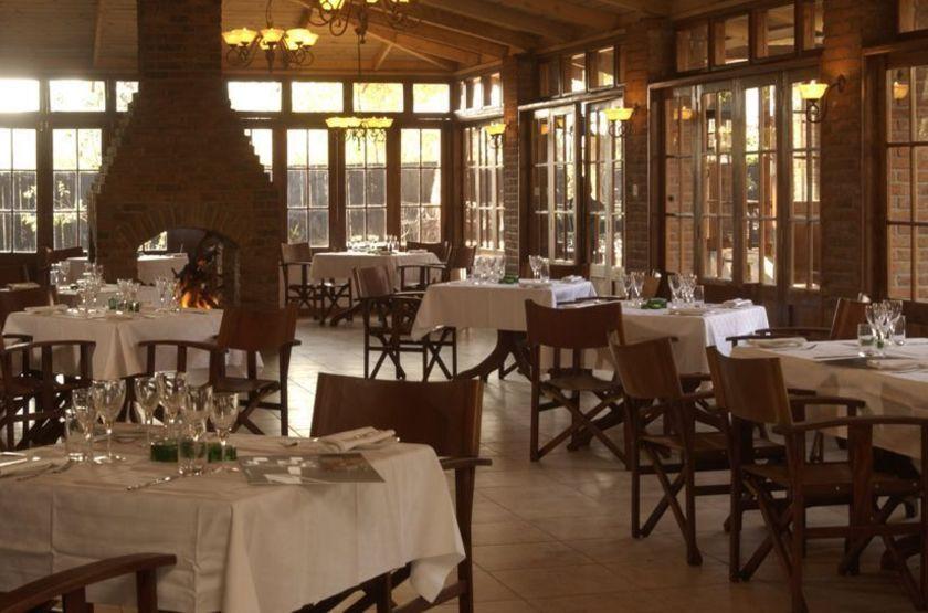 Arusha Coffee Lodge, Tanzanie, restaurant