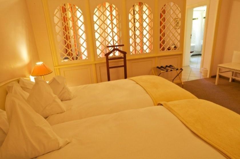 Hansa Hotel Swakopmund, Namibie, chambre