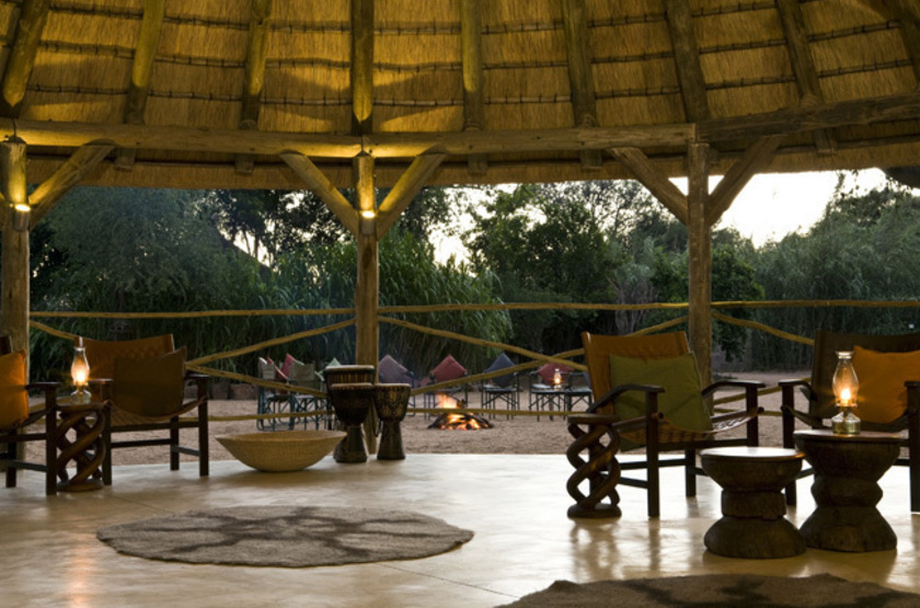 Okonjima main camp   namibia   lounge slideshow