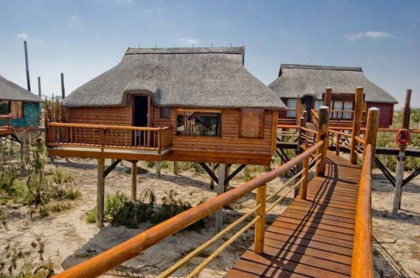 Stiltz lodge   namibie swakopmund   exterieur habitation2 slideshow