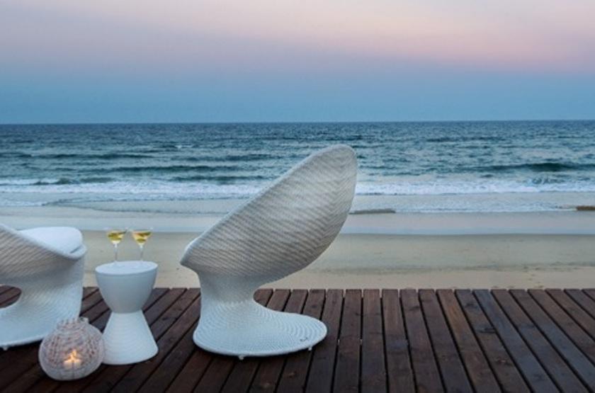 Mozambique    white pearls   terrasse slideshow