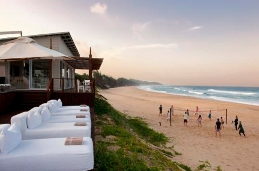White Pearl Resort, Ponta Mamoli, Mozambique