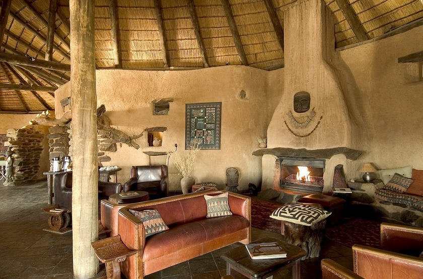 Kulala desert lodge    namibie sussusvei   salon da slideshow