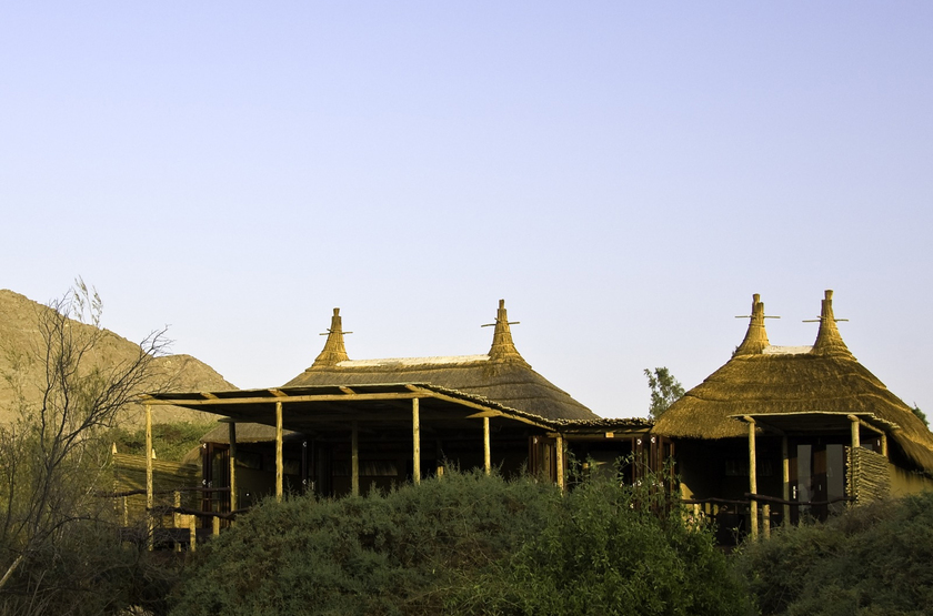 Serra cafema camp  namibie koakoland   camp da slideshow