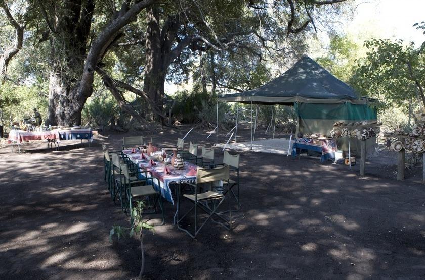 Adventurer camp   namibia partie commune slideshow