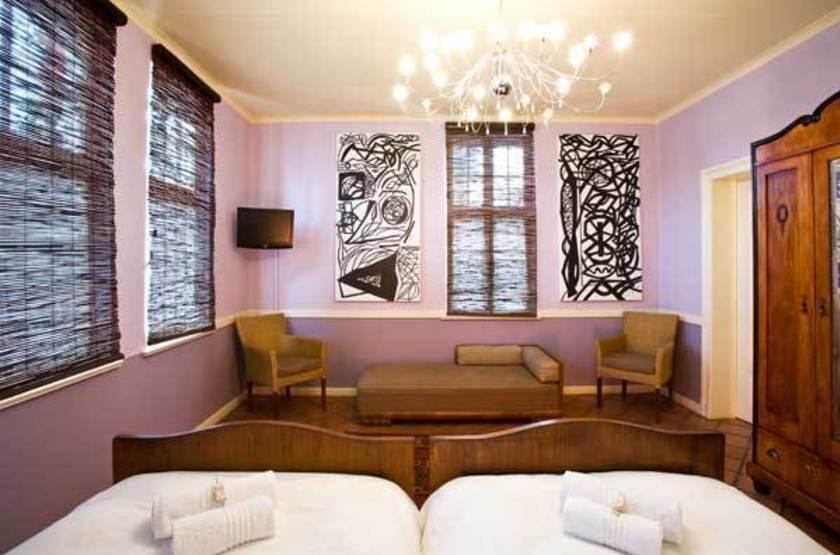 Villa marghertia   namibie swakopmund   interieur suite slideshow