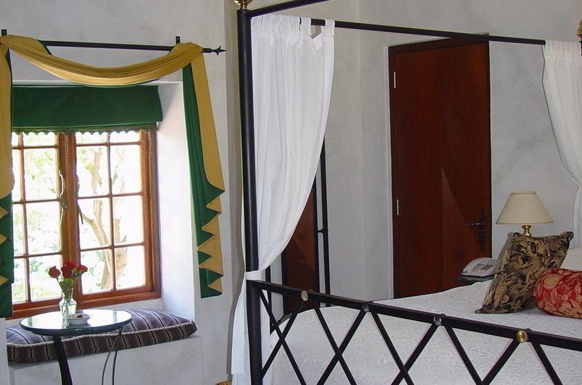 Heinitzburg, Windhoek, Namibie, chambre